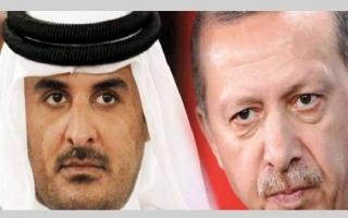 الصورة: الدوحة تتآمر على التحالف العربي بدعم حلف «حوثي - إخواني»