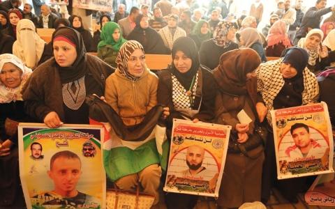 الصورة: إسرائيل تسلب حقوق الأسرى والشهداء الفلسطينيين