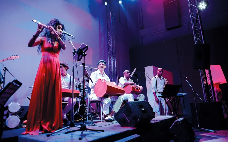 الصورة: «ثقافة أبوظبي» تكشف عن نجوم «مهرجان أم الإمارات»