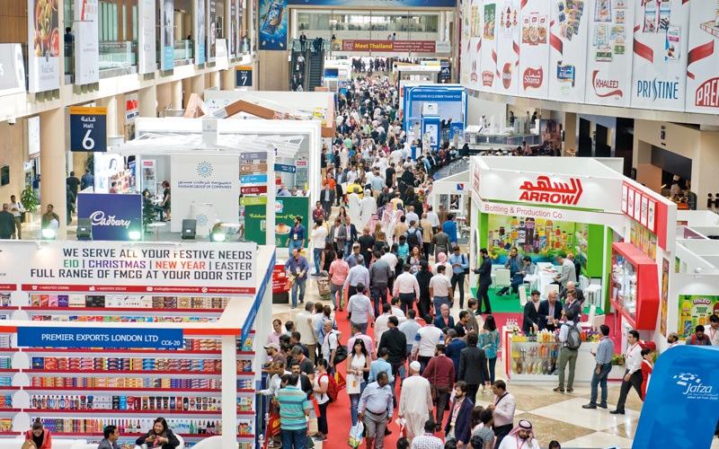 الصورة: 3.3 ملايين مشارك في فعاليات «دبي التجاري العالمي» خلال 2017