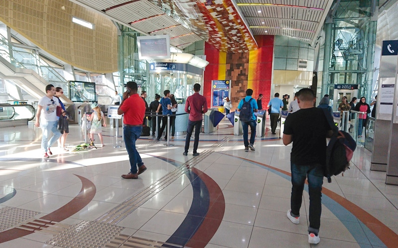 الصورة: دبي.. رفيقة السيّاح من أصحاب الهمم