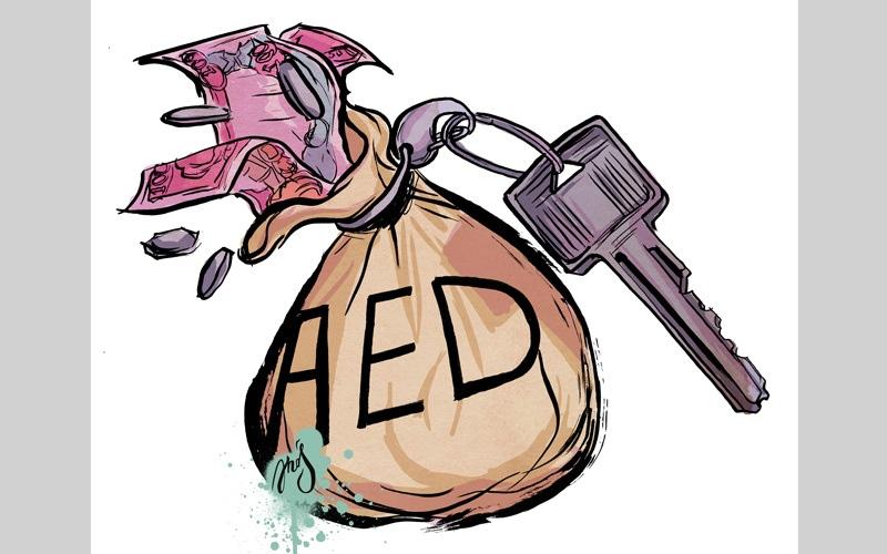 الصورة: «ديوان المحاسبة» يُحبط الاستيلاء على 10 ملايين درهم