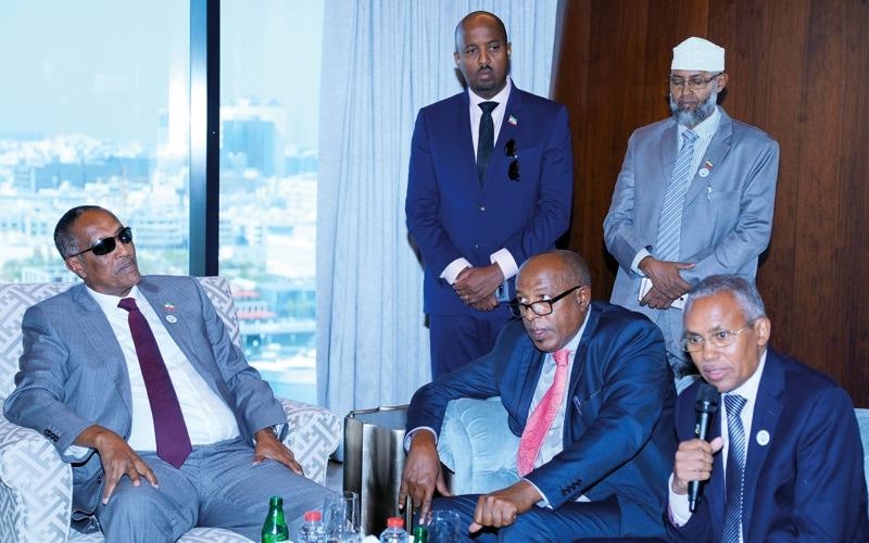 الصورة: تأسيس مكتب تجاري لـ «أرض الصومال» في دبي