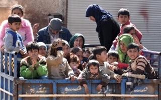 الصورة: أردوغان يتعهّد بتوسيع نطاق هــجـوم قواته في سوريــة وصولاً إلى العراق
