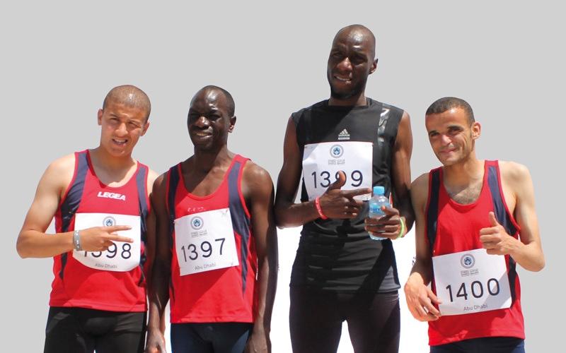 الصورة: مفاجأة.. ليبيا تحصد 7 ذهبيات في الجري