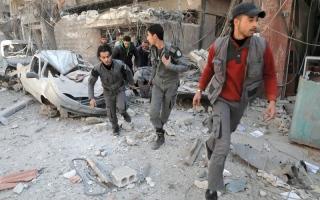 الصورة: الأمم المتحدة تطالب بدخول الغوطة وعفرين مع تنامي الاحتياجات الإنسانية