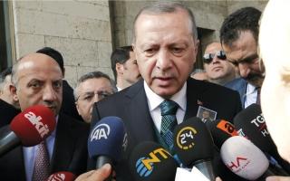 الصورة: أردوغان يطلب من واشنطن الكفّ عن «الخداع»