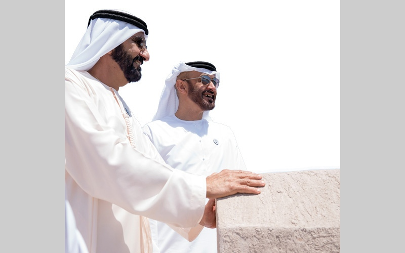 الصورة: «الدار» و«إعمار».. شراكة لإطلاق مشروعات بـ 30 مليار درهم