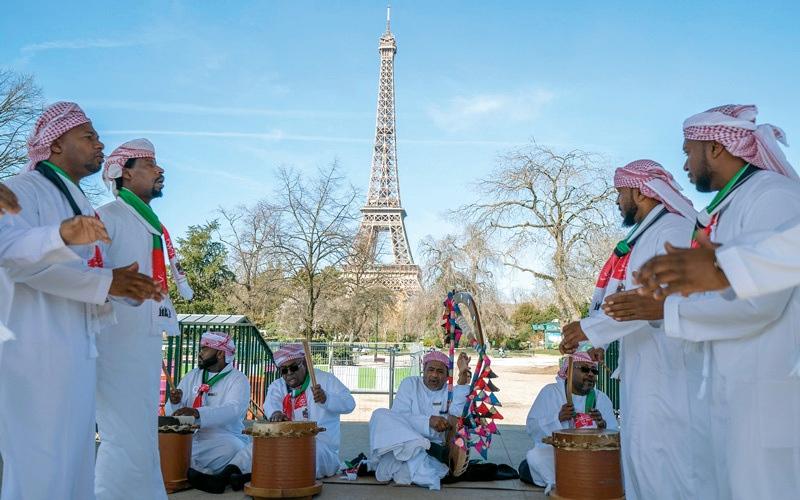 الصورة: «الشارقة باريس للكتاب».. اختتام حوار مفتوح مع الثقافة الفرنسية