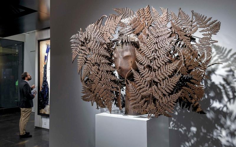 الصورة: «خريطة الفن» تحتفي بمرور 10 سنوات على تأسيس «دبي للثقافة»