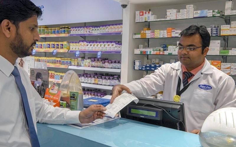 الصورة: مستهلكون: صيدليات تفرض ضريبة القيمة المضافة على الأدوية