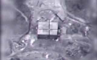 الصورة: إسرائيل تعترف رسمياً بتدمير مفاعل نووي سوري