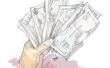 مصرفي يستولي على 10 ملايين دولار من البنك باسم رجل أعمال إماراتي
