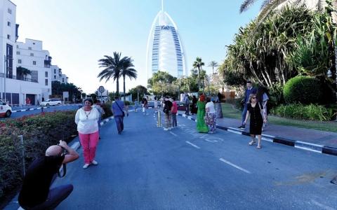 الصورة: 19ألف وظيفة جديدة يوفرها قطاع السياحة في الإمارات خلال 2018