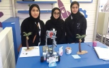 5 مواطنات يواجهنَ سوس النخيل بـ «روبوت شمسي»