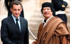 الصورة: ساركوزي: أعيش «جحيماً من التشهير»