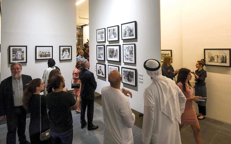 الصورة: «آرت دبي».. الفن كما يرى الناس