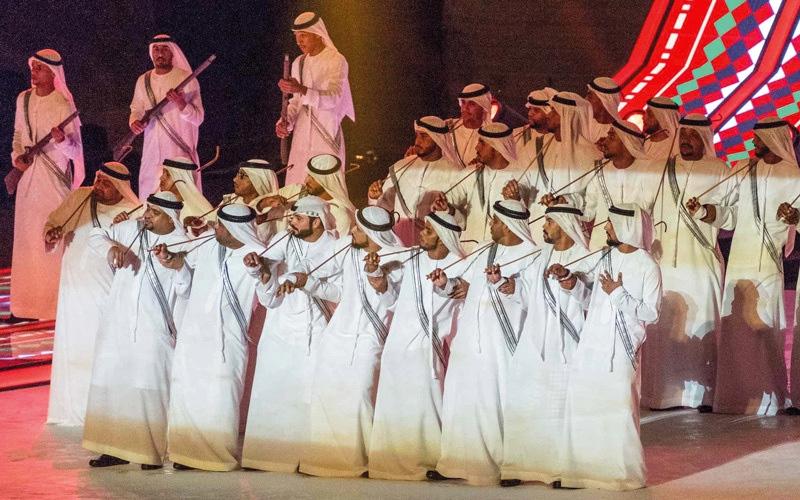 الصورة: «القرية العالمية».. العالم فــي قلب دبي