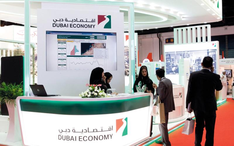 اقتصادية دبي دعت المنشآت التجارية إلى الالتزام بنطاق عمل المنشأة في السوق. أرشيفية