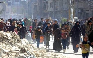 الصورة: تركيا تعلن مدينة تل رفعت الهـــــدف المقبل لعمليتها العسكرية في سوريـــــــة