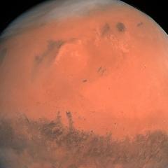 الصورة: بالفيديو.. هل يمثل المريخ مستقبل الجنس البشري؟