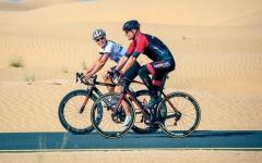 الصورة: «المرموم».. تجربة استثنائية بين كثبان دبي الرملية