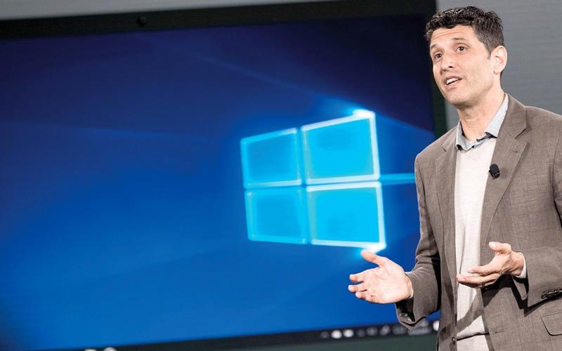 الصورة: «مايكروسوفت» تنقسم إلى وحدتَي إدارة الأدوات والحوسبة السحابية