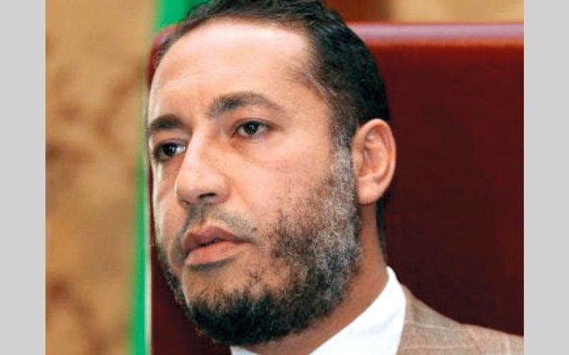 الصورة: محكمة استئناف طرابلس تبرّئ الساعدي القذافي من مقتل الرياني