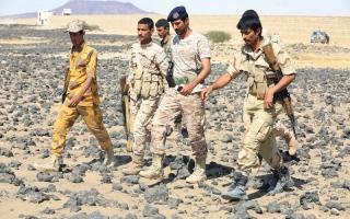 الصورة: بإسناد من القوات الإماراتية.. مقالات التحالف تدمر مواقع وآليات عسكرية للحوثيين بالساحل الغربي