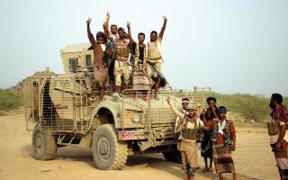 الصورة: «الشرعية» تحرّر مدينة ميدي بــالكامل ومنطقة جديدة في رازح صعدة