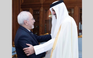 الصورة: مسؤولون أميركيون: قطر خزينة دولارات إيران لتمويل ميليشياتها