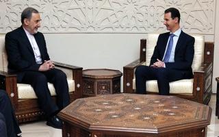 الصورة: الأسد: أي تحركات غربية ستزيد من زعزعة  استقرار المنطقة