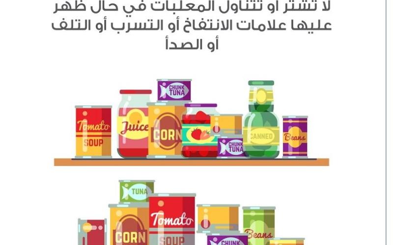 الصورة: «الرقابة الغذائية» يوعي بالأمراض المنقولة عبر الغذاء باليوم الخليجي لسلامة الأغذية