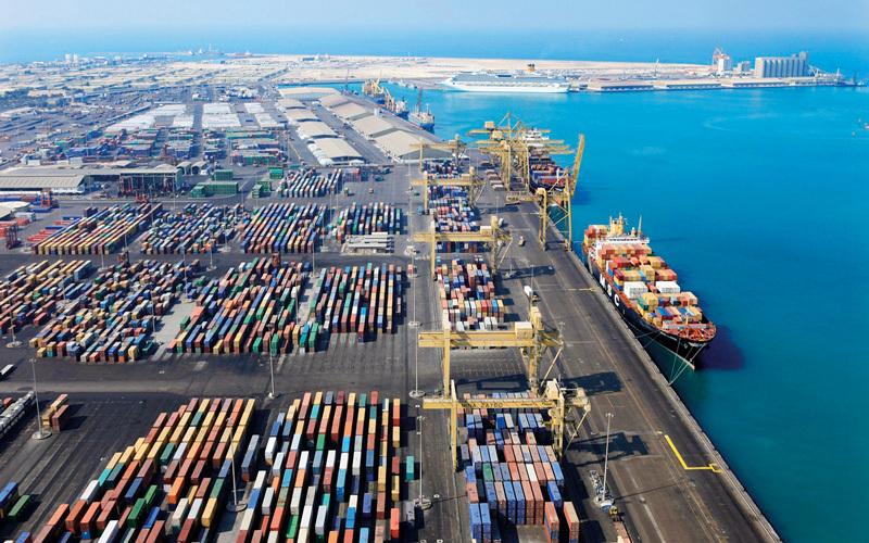 الإمارات تقدمت مرتبة واحدة في الواردات السلعية لتصبح في المركز 18 عالمياً. أرشيفية