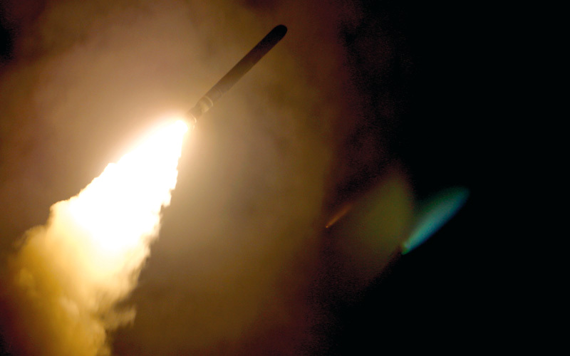 الضربة الثلاثية ضد سورية لن تغيّر شيئاً  في الوضع الراهن