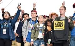 الصورة: «طلبة الاحتجاجات» أصبحوا أصغر سناً