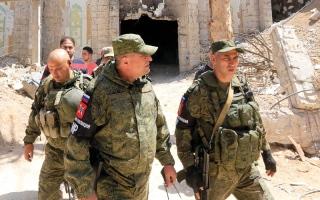 الصورة: موسكو ودمشق تمنعان دخول خبراء دوليين إلى دوما