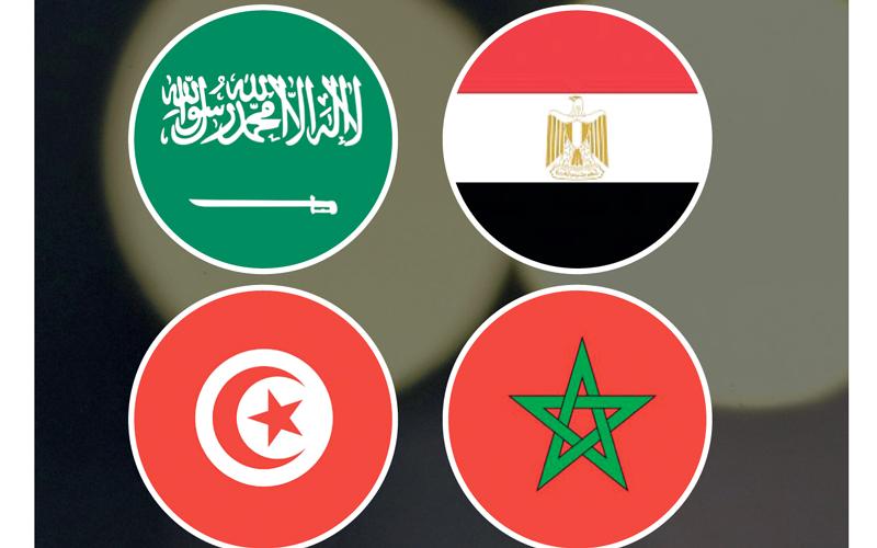 نجوم عالميون: المنتخبات العربية لن تكون ضيف شرف على روسيا