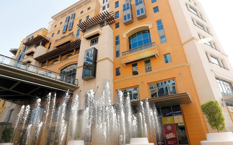 الصورة: اقتصادية دبي: خطوة واحدة لتجديد الرخص التجارية