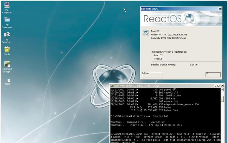 الصورة: «مايكروسوفت» تعتمد نظامَي تشغيل مفتوحَي المصدر للعمل مع برامجها