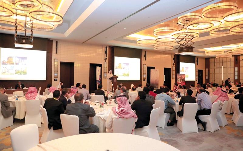 الصورة: «سياحة أبوظبي» تنظم جولة ترويجية في 3 مدن سعودية