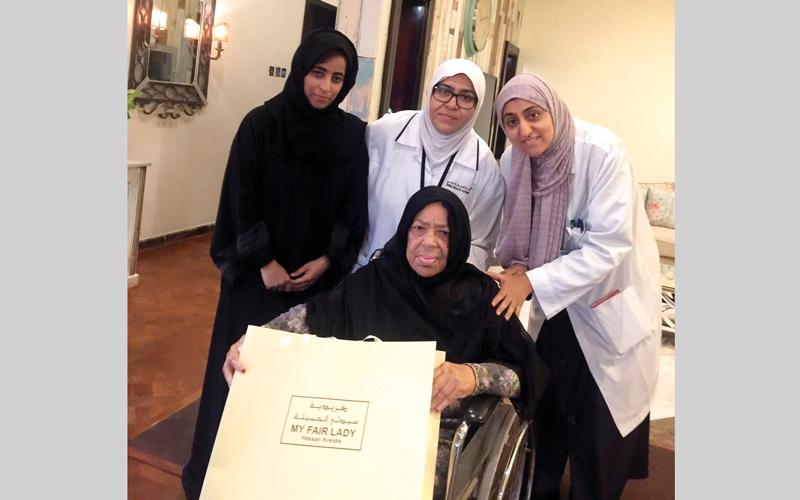 الصورة: «صحة دبي» تعيد هيكلة برنامج  الرعاية المنزلية