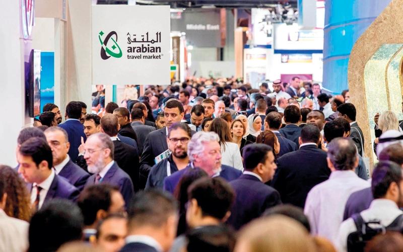 الصورة: 2500 شركة عارضة من 150 دولة في «سوق السفر العربي» اليوم