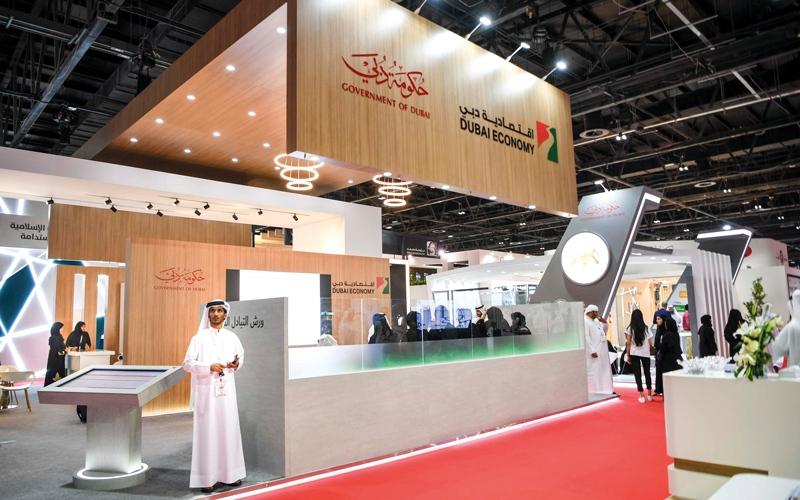 الصورة: اقتصادية دبي تصدر 5128 تصريحاً تجارياً خلال الربع الأول
