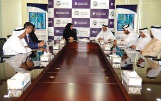 الصورة: «الإمارات الإسلامي» يدعم جائزة دبي الدولية للقرآن الكريم
