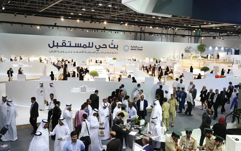 الصورة: «دبي الذكيـة»: دبي عـاصمة عالمية  لـ «بلوك تشين» في 2020