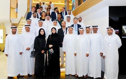الصورة: خطة لتطوير السياحة البحرية الترفيهية واستقبال اليخوت الفاخرة في دبي