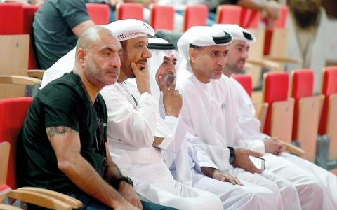 الصورة: نهيان بن مبارك: بطولة أبوظبي لمحترفي الجوجيتسو تظاهرة عالمية