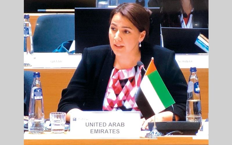 الصورة: الإمارات تتبرع بـ 220 مليون درهم لدعم الجهود الدولية لمساندة الشعب السوري