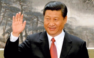 الصورة: الرئيس الصيني شي جين بينغ يبدأ الثورة الصينية الثالثة في بلاده